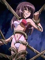 Amazing tentacle hentai right here