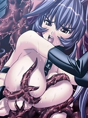 Tentacle action of highest quality