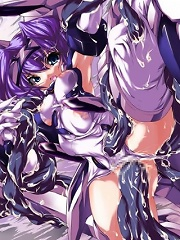 Anime Sweetie with tight ass slams Yano
